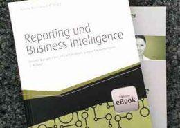 Buchcover Reporting und Business Intelligence vom Haufe Verlag