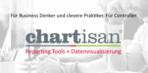 Reporting Tools für Controller und Visual Analytics I chartisan