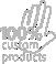100% custom products